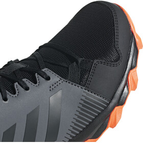 adidas TERREX TraceRocker Trail-Running Shoes Men Core Black/Carbon/Hi-Res Orange